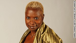 Kidjo: 'Do I LOOK like I have Ebola?'