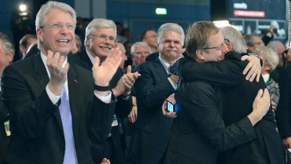¿Philae está viva? La nave Rosetta busca la señal de la sonda
