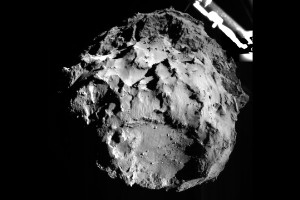 Hito: Philae aterriza en un cometa