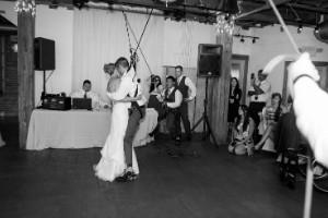 Un primer baile muy especial