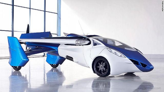 The race is on for flying car start ups - CNN.com