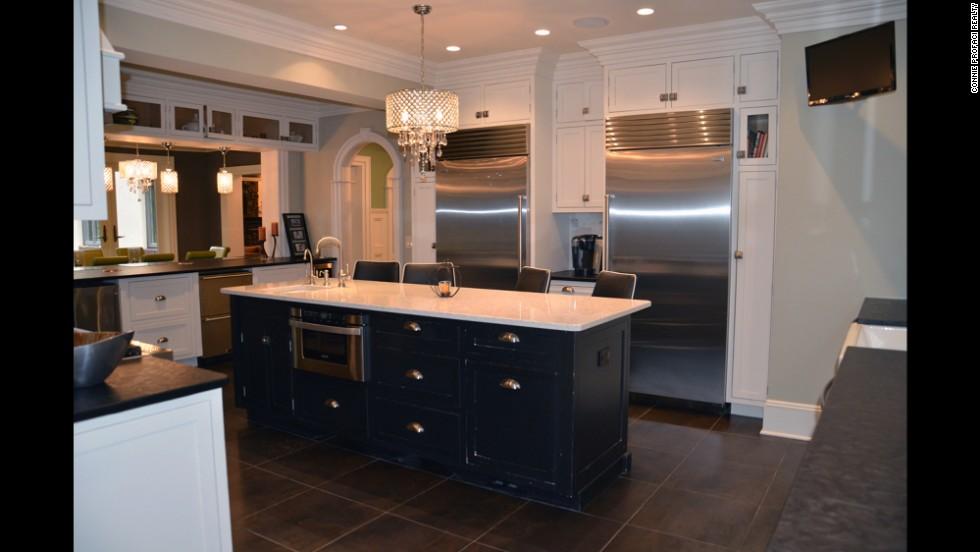 La ic nica casa de vito corleone el padrino est a la for Cocinas de 15 metros cuadrados