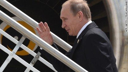 Russia: The West wants Putin out