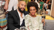 Solange Knowles has always been independent and the singer made her own rules for her wedding this weekend.