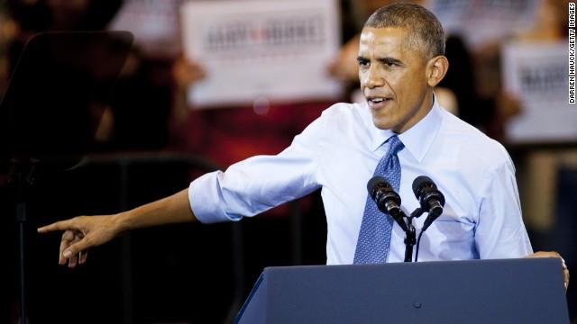 Republicanos urgen a Obama que abandone su plan inmigratorio
