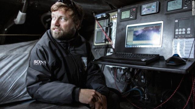 Thomson knows the risks associated with his chose profession and uses a sports psychologist to help him tackle the fears of solo sailing in the Southern Ocean where he nearly lost his life.