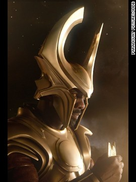 "Elba will be reviving his role as Heimdall from ""Thor"" in the new Avengers movie. However, he says he is more likely to create a character album for ""Beast of No Nation,"" slated for release next year. That film was filmed in Ghana, and is about child soldiers. <!-- --> </br>""It's a point of view I want to take -- not from the character I played, but the characters he manipulated,"" says Elba. He imagines having a lot of child voices singing on the album."