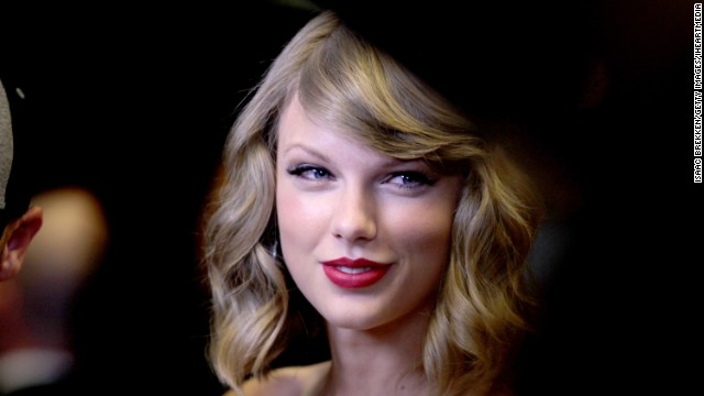 """Song of the year nominee: """"Shake It Off"""" by Taylor Swift"""