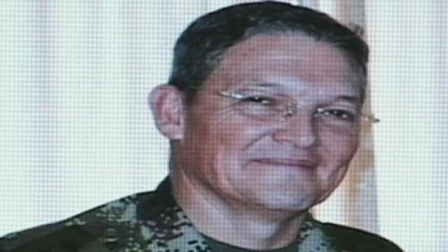 FARC activan protocolo para la liberación del general del Ejército de Colombia el domingo