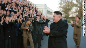 Kim Jong Un 'had ankle surgery'