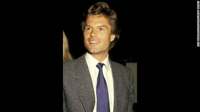 """The jury ruled """"L.A. Law"""" star Harry Hamlin was the perfect selection for 1987."""