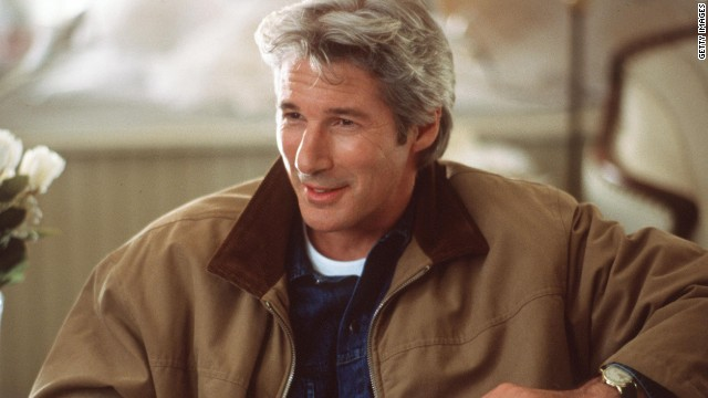 """1999 was a good year for Richard Gere: He reunited with """"Pretty Woman"""" co-star Julia Roberts for the film """"Runaway Bride;"""" he turned 50; and he was named sexiest man alive."""