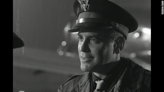 """In 2006, George Clooney starred in """"The Good German"""" and became the second man to grab the title twice."""