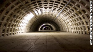 Underground cities: the future of business