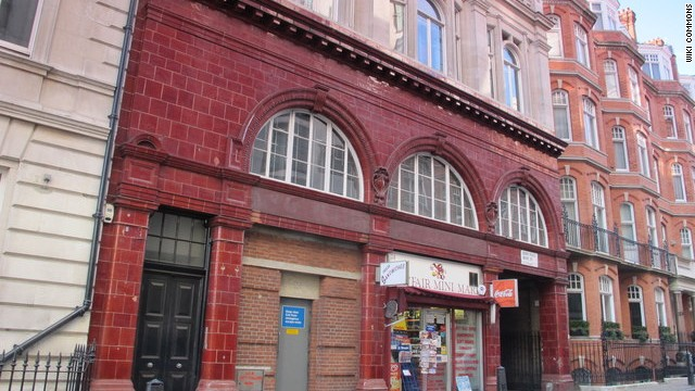 Down Street station, home of Winston Churchill's war room, is expected to be the first ghost station to be developed.