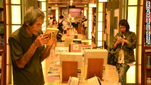 Why book selling is booming in Taiwan