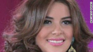 Two arrested in beauty queen's death