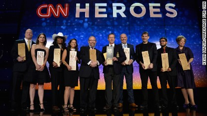 'CNN Heroes: An All-Star Tribute'