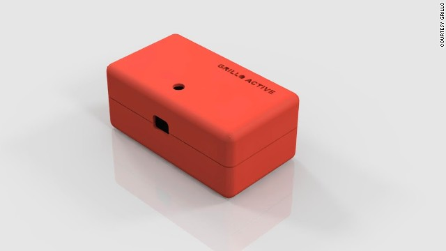 The Grillo Active is Meira's next big idea for earthquake early warning systems. Rather than rely on data from SASMEX, it will pick up seismic movement itself and send alerts to smartphones and specially designed apps.