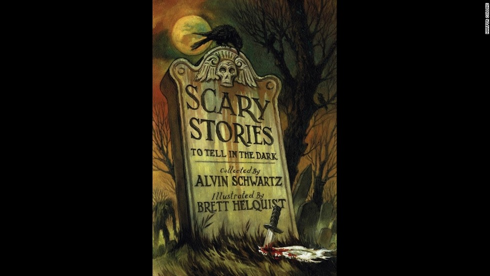 """Alvin Schwartz's book series """"Scary Stories to Tell in the Dark"""" is legendary for its ability to frighten the daylights out of its readers. Now, with a little help from screenwriter John August, Schwartz's work will come to life on the big screen. Here are more young adult titles that went from the bookshelf to the box office:"""