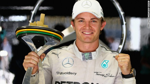 Round 18: Rosberg is on song in Sao Paulo, winning the Brazilian Grand Prix to close the gap on Hamilton to 17 points in the title chase with one race to go.