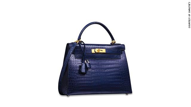 Christie's launches million-dollar vintage handbag sale