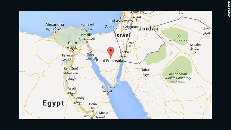 Bloody ISIS campaign spills across region, into Egypt