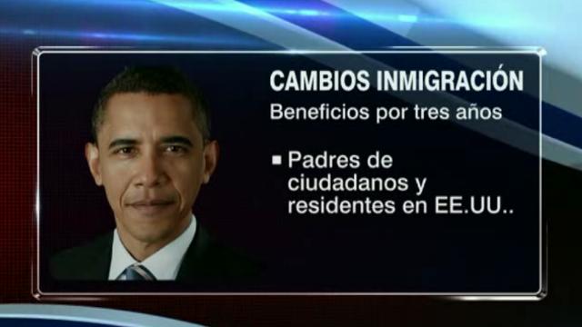 Los cambios en el sistema inmigratorio de EE.UU.