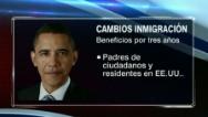 ¿Quién se beneficiará con los cambios inmigratorios?