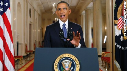 Obama's immigration plan: 'Deport felons, not families'
