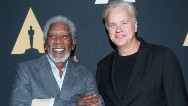"Morgan Freeman and Tim Robbins recently reunited for the 20th anniversary of ""The Shawshank Redemption."""