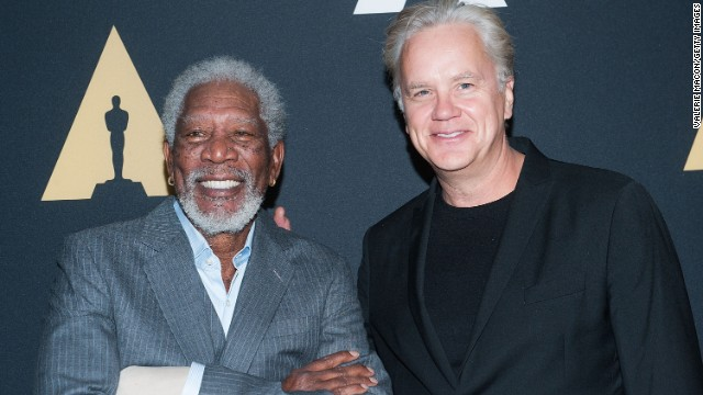 \'Shawshank\' stars reunite for 20th anniversary