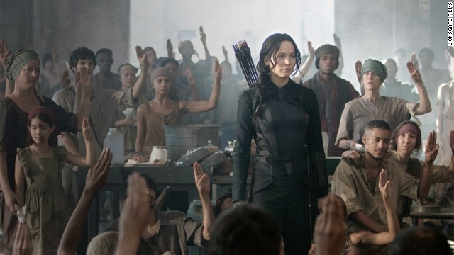 "Jennifer Lawrence is back as archer and freedom fighter Katniss Everdeen in ""The Hunger Games: Mockingjay, Part 1."" Here are a few more sci-fi female action heroines (with some fantasy thrown in)."