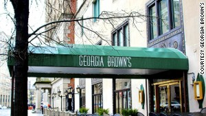 Georgia Brown's: Uniting a divided city for 20 years.