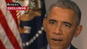 Obama urges calm in Ferguson