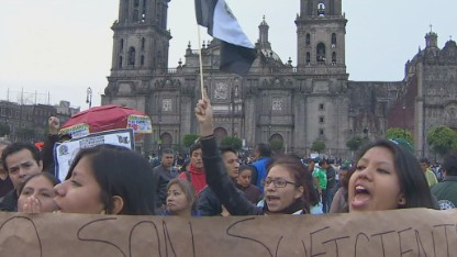 What's next after big protests in Mexico?