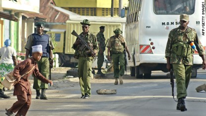 Militants kill 28 in Kenya bus massacre