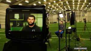 Andrew Luck: Perspective in the Pocket