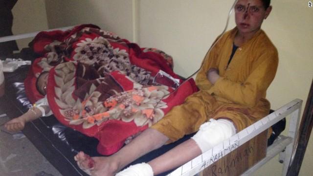 Más de 45 muertos en un ataque suicida en Afganistán durante un partido de voleibol