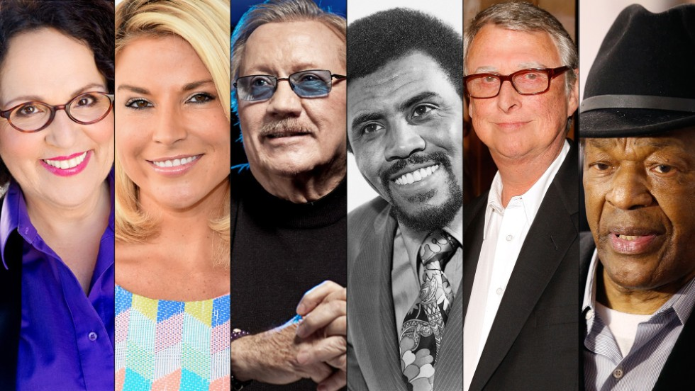 Click through to see<a href='http://www.cnn.com/SPECIALS/world/obituaries-2014'> people who died</a> in 2014.
