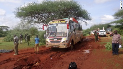 Kenya retaliates after bus massacre