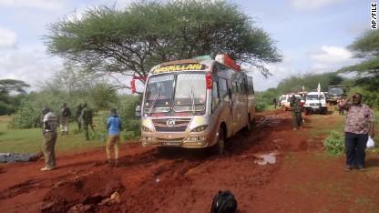 Kenya retaliates after bus massacre
