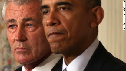 Was Hagel doomed from the start?
