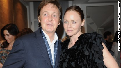 McCartney: 'My parents opened doors'