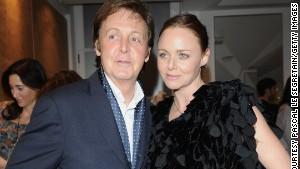 2013: McCartney's 'surreal upbringing'