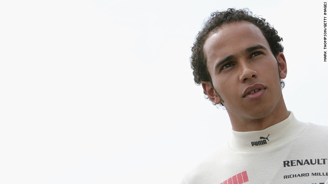 Driving ambition helped the Briton get his first taste of F1 in 2006, aged 21. He earned a first test and then a McLaren race seat for the next year.