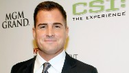 """CSI"" star George Eads will soon wash his hands of all those crime scenes."