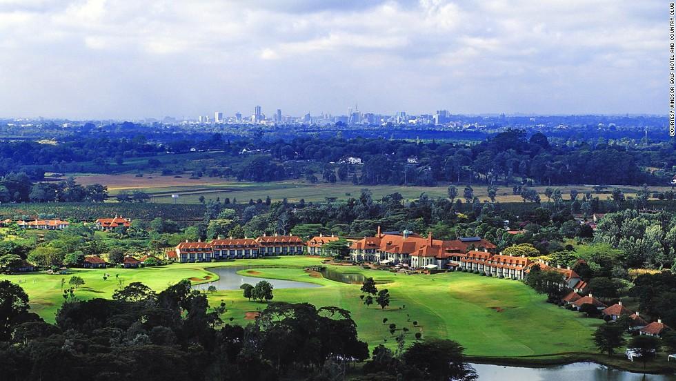 Windsor Golf Hotel and Country Club (Nairobi, Kenya)