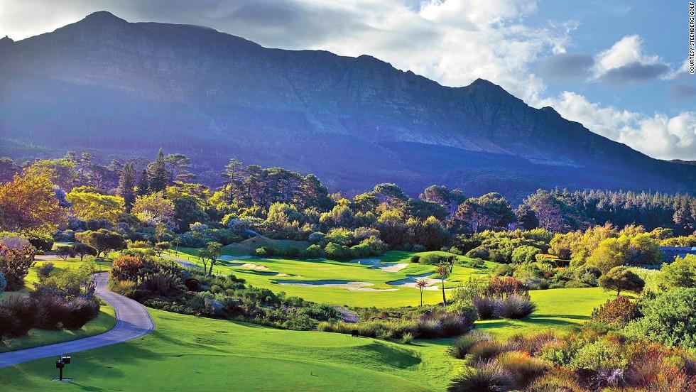 Steenberg Golf Club (Ciudad del Cabo, Sudáfrica)