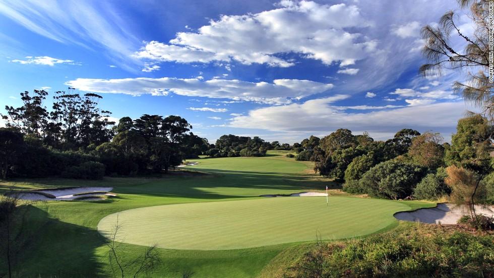 The Royal Melbourne Golf Club (Melbourne, Australia)